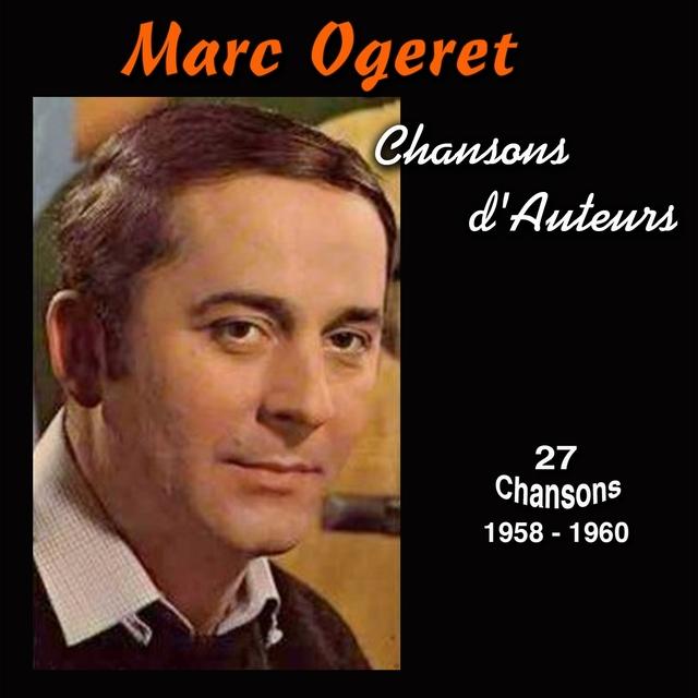 Chansons d'auteurs, Vol. 8 (1958 - 1960)