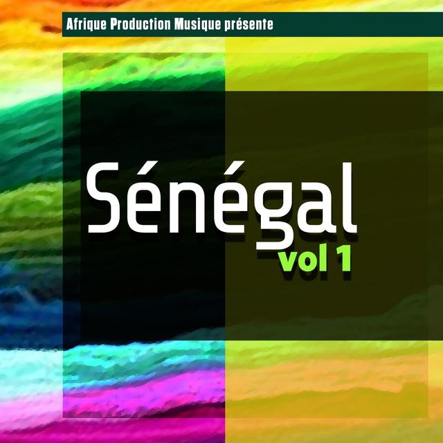 Compilation Senegal, Vol. 1