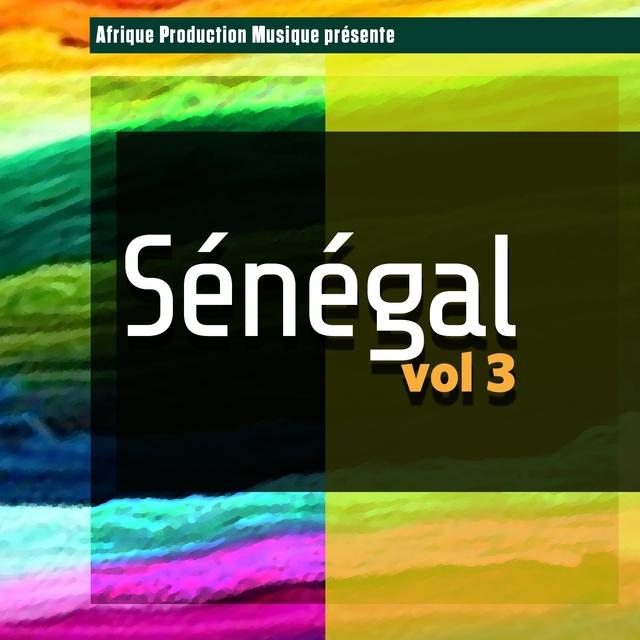 Compilation Senegal, Vol. 3