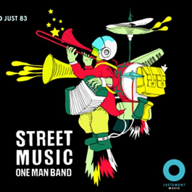 Street Music - One Man Band
