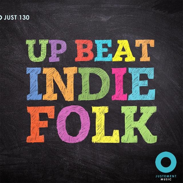 Couverture de Upbeat Indie Folk