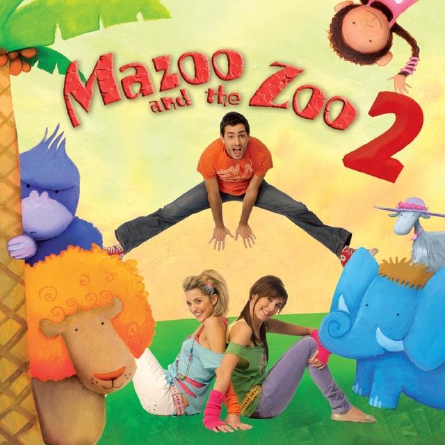 Mazoo and the Zoo, Vol. 2