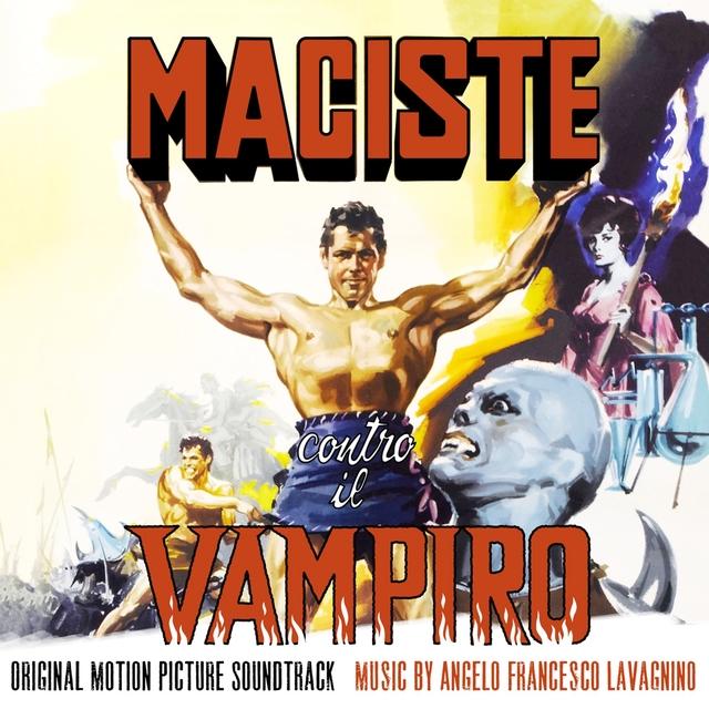 Couverture de Maciste contro il Vampiro