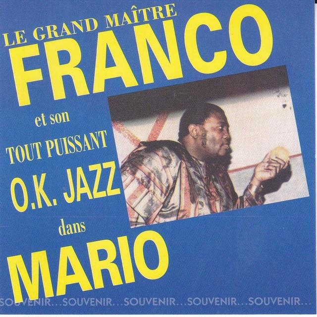 Mario, Franco Et Le TP OK Jazz