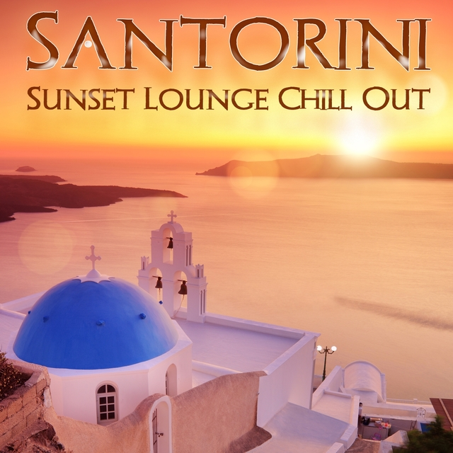 Santorini Sunset Lounge Chill Out
