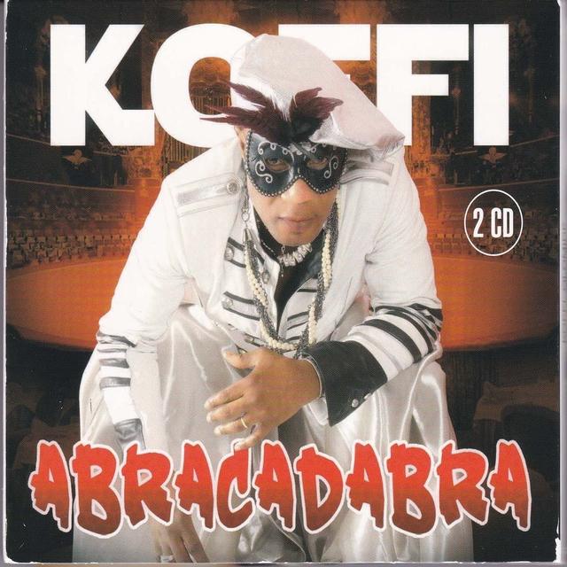 Abracadabra, Koffi Olomide Et Le Quartier Latin, CD 1'