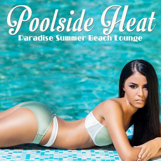 Poolside Heat Paradise Summer Beach Lounge