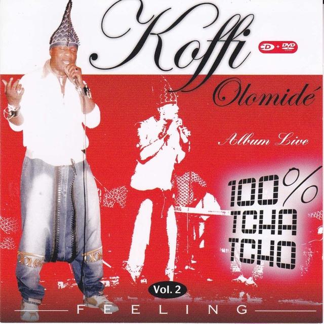 Live 100% Tchatcho, Feeling, Vol. 2, Koffi Olomide
