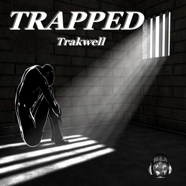 Couverture de Trapped