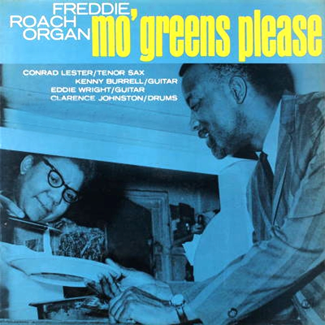 Mo' Greens Please