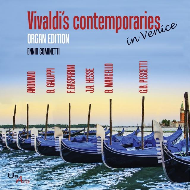 Vivaldi's Contemporaries in Venice