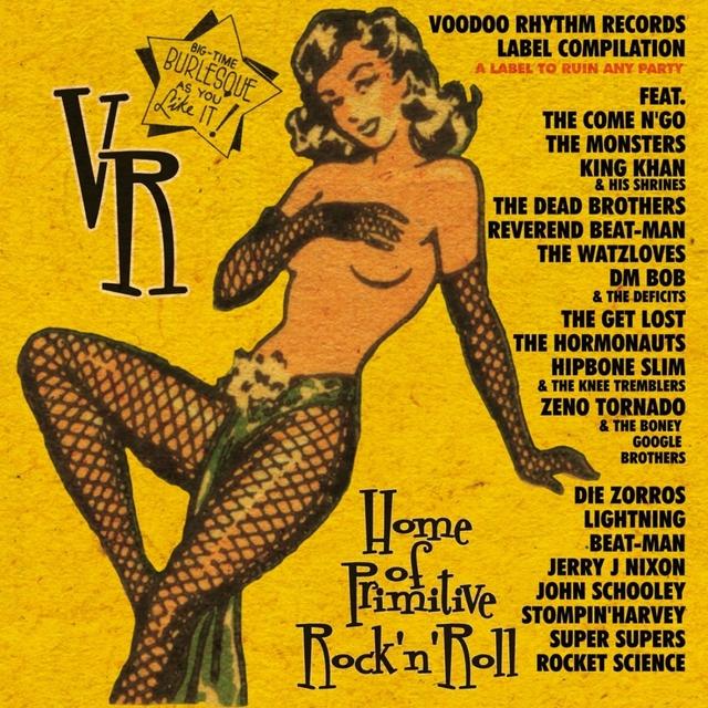Voodoo Rhythm Records: Records to Ruin Any Party, Vol. 1
