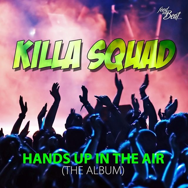 Couverture de Hands up in the Air
