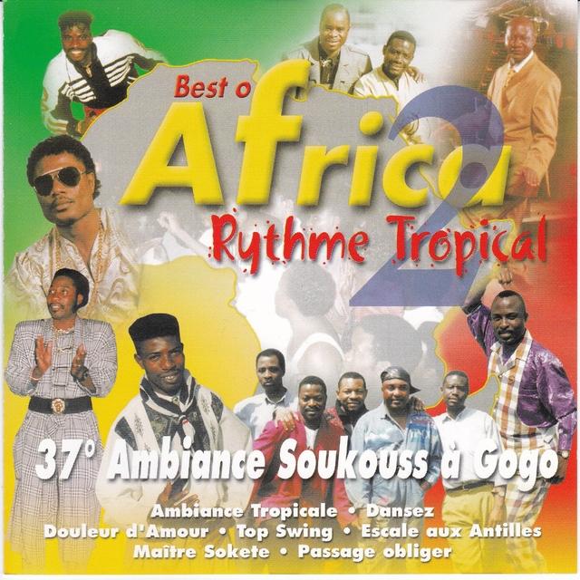 Couverture de Best of Africa, Vol. 2