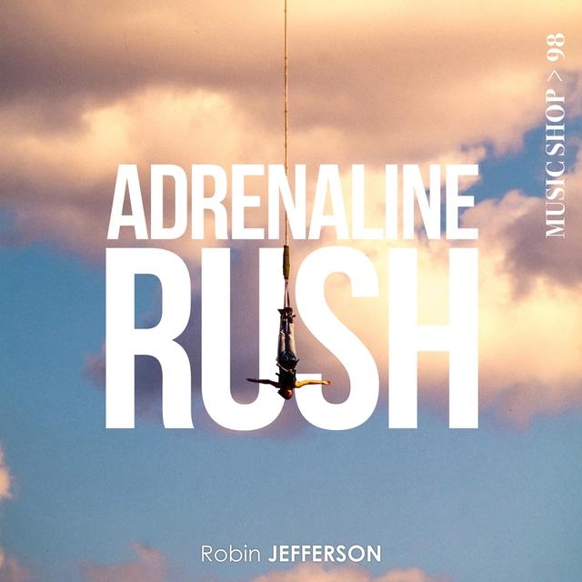 Couverture de Adrenaline Rush