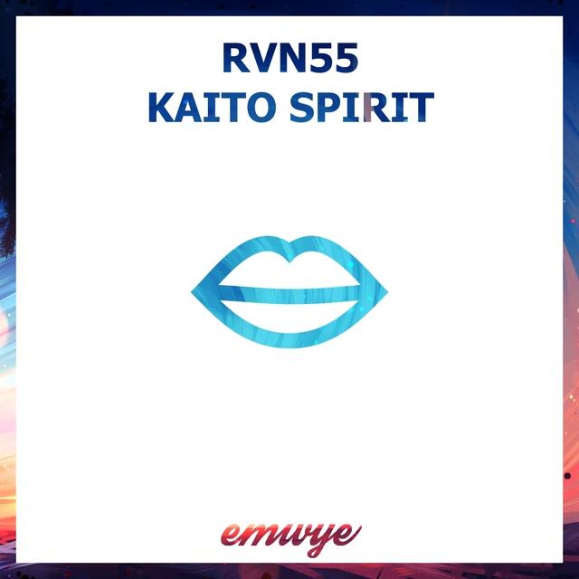 Couverture de Kaito Spirit
