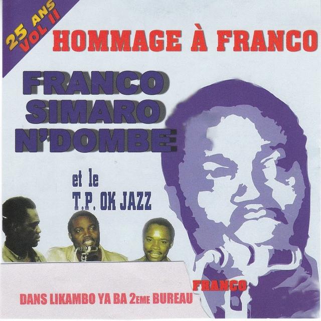 Hommage à Franco 25 ans, vol. 2