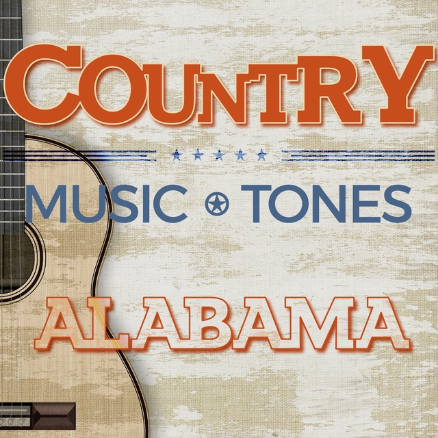 Country Music Tones - Alabama