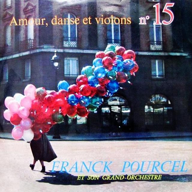 Amour, Danse Et Violons N 15