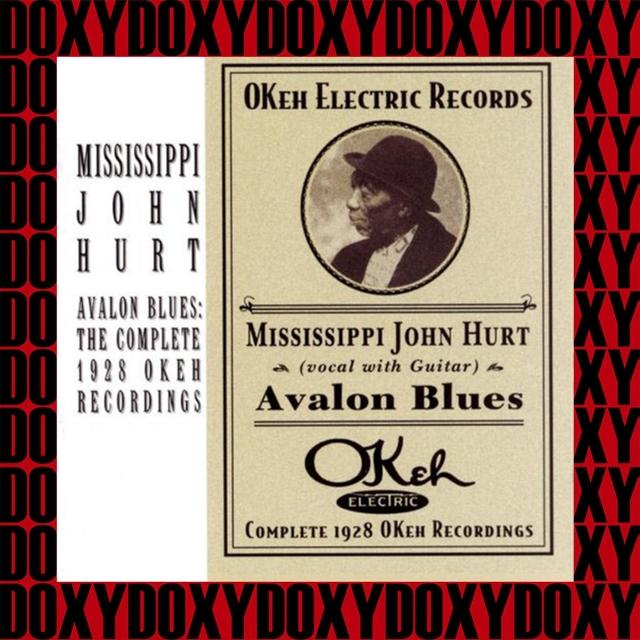 Avalon Blues, The Complete 1928 OKeh Recordings