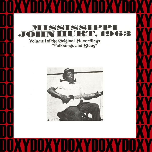 Vol. 1, The Original 1963 Piedmont Recordings Folksongs And Blues