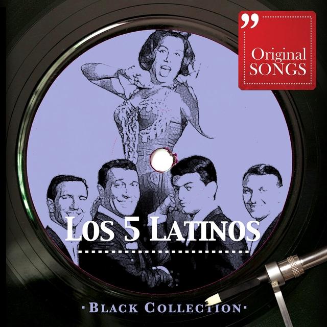 Black Collection Los 5 Latinos