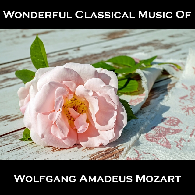 Wonderful Classical Music Of Wolfgang Amadeus Mozart