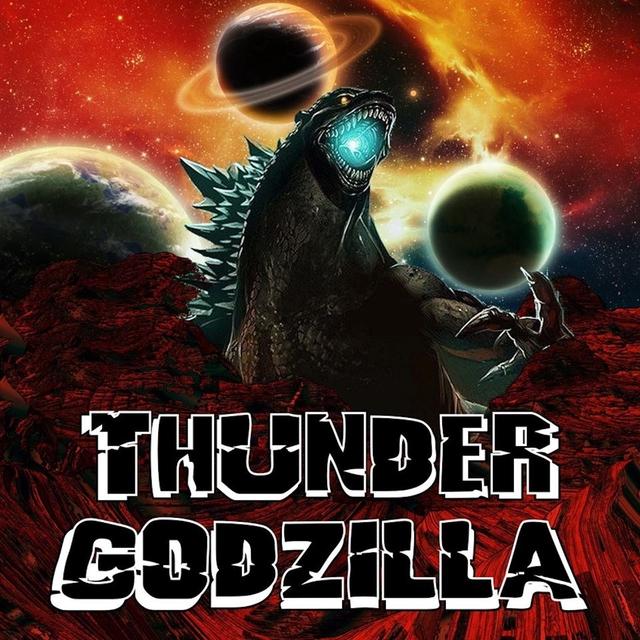 Thunder Godzilla