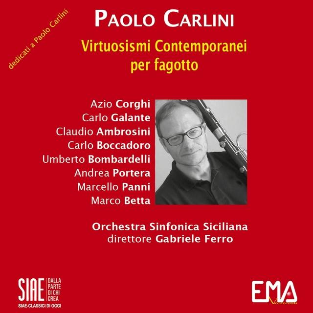 Paolo Carlini: Virtuosismi contemporanei per fagotto