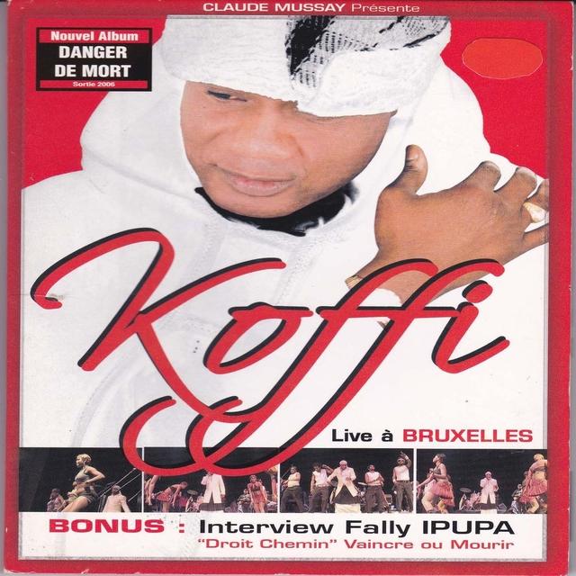 Live A Bruxelles, 2005, (Danger De Mort), Koffi Olomide