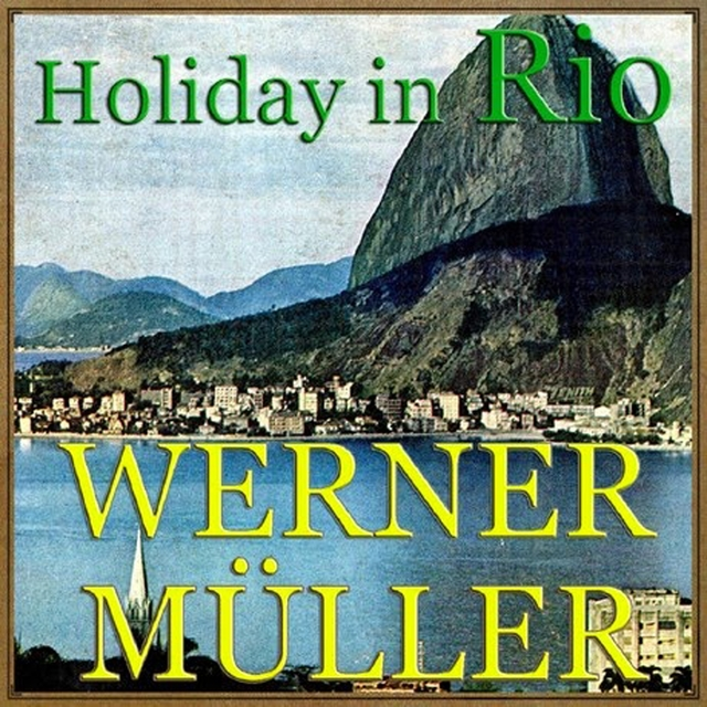 Couverture de Holiday In Rio