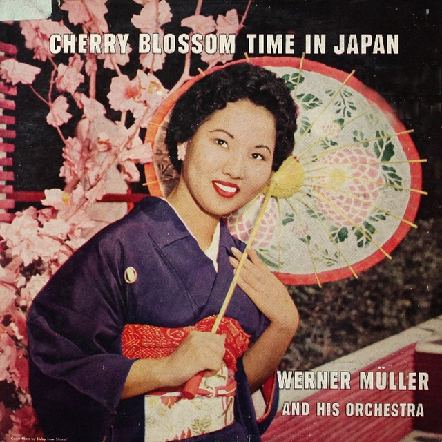 Couverture de Cherry Blossom Time In Japan