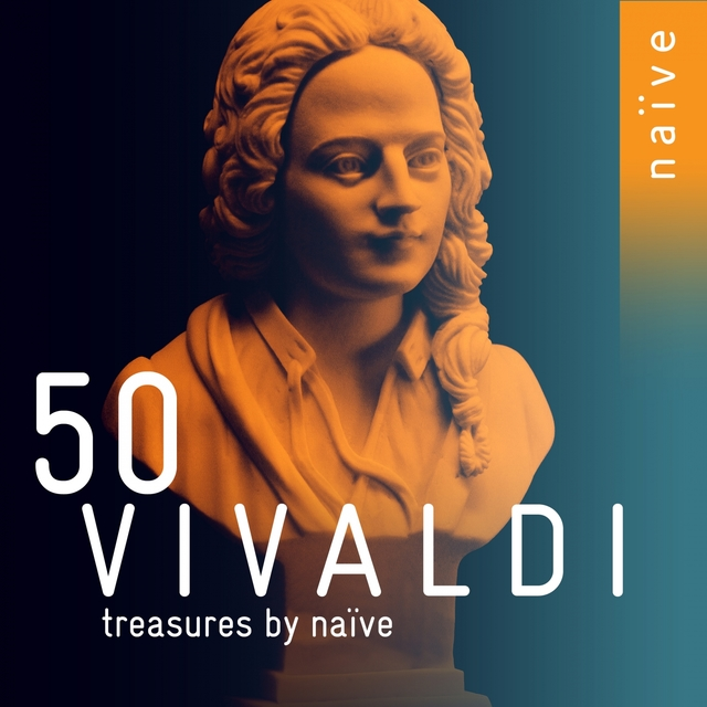 50 Vivaldi Treasures by Naïve