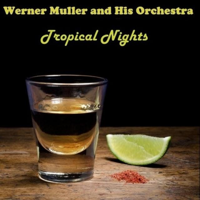 Couverture de Tropical Nights