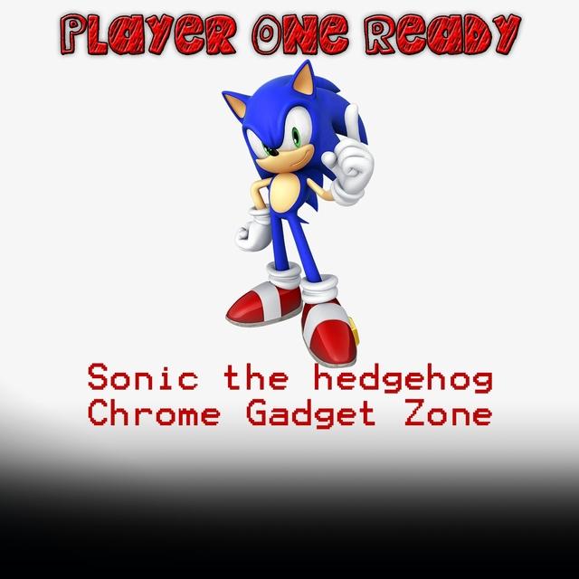 Sonic Chrome Gadget Zone