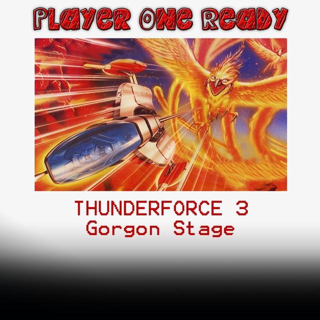 Thunderforce 3 Gorgon Stage