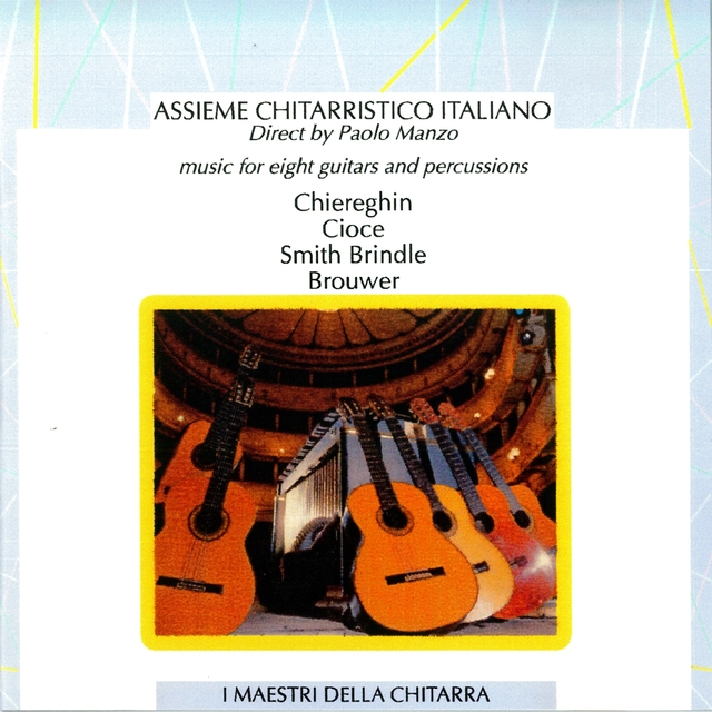Music for Eight Guitars and Percussions
