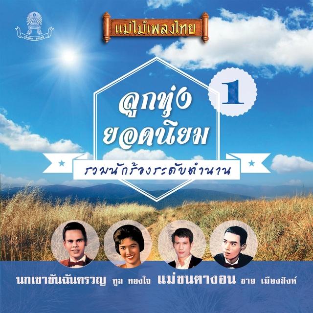 แม่ไม้เพลงไทย อัลบั้ม ลูกทุ่งยอดนิยม, ชุด 1