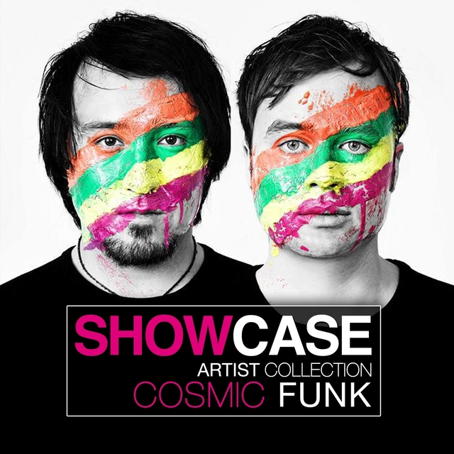 Showcase - Artist Collection Cosmic Funk