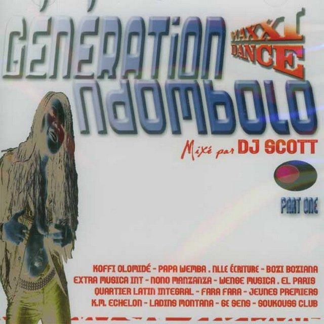 Génération Ndombolo - Maxxi Dance, Pt. 1