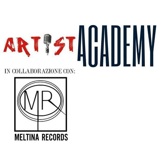 Couverture de 1ª Compilation Artist Academy Campus