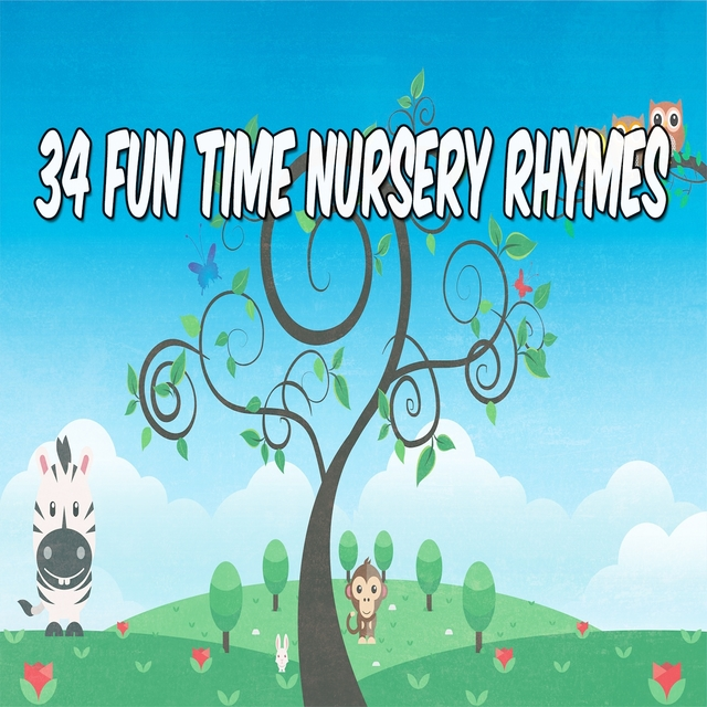 34 Fun Time Nursery Rhymes