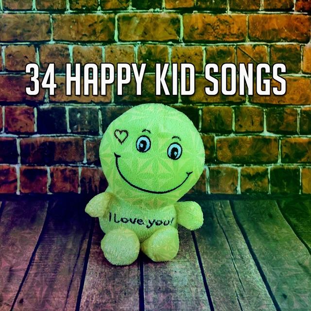 34 Happy Kid Songs