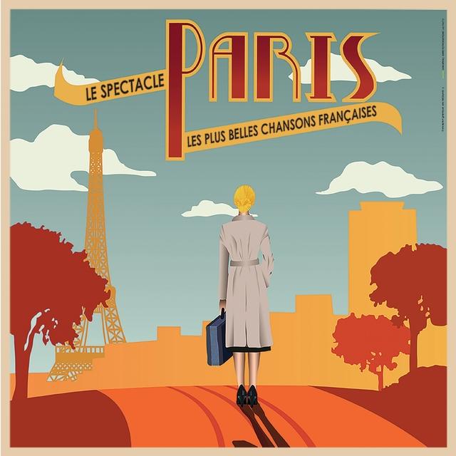 Paris ! Le spectacle