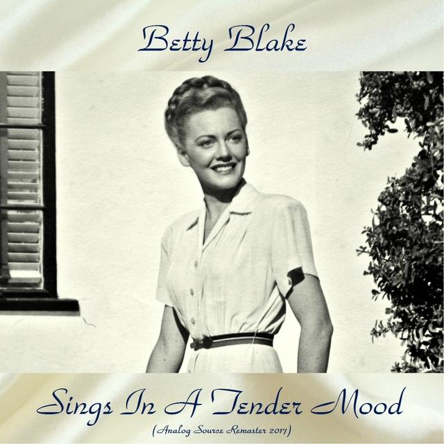 Sings In A Tender Mood