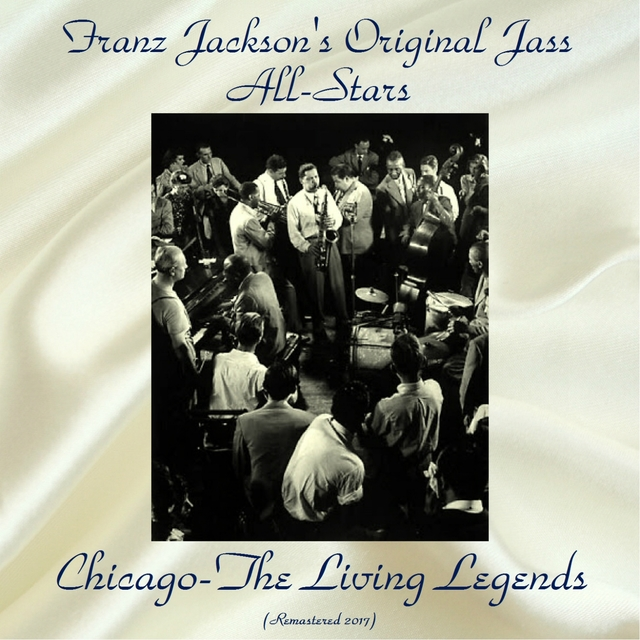 Chicago-The Living Legends