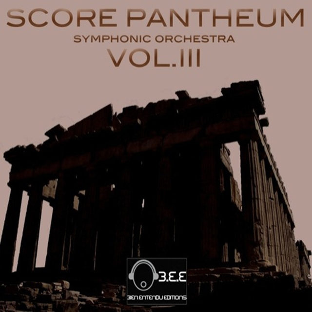 Score Pantheum, Vol. 3