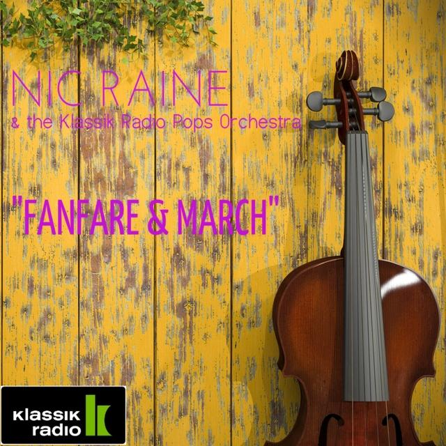 Couverture de Fanfare and March
