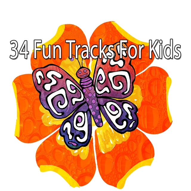 34 Fun Tracks For Kids