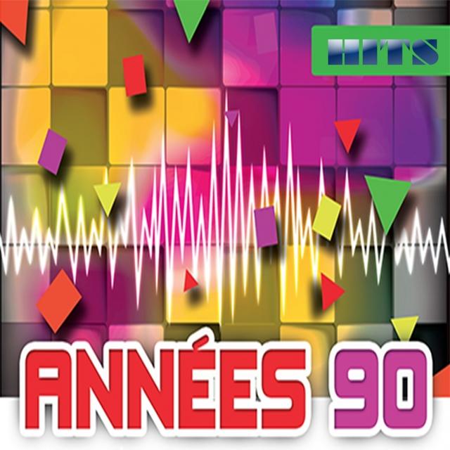 Couverture de Hits années 90